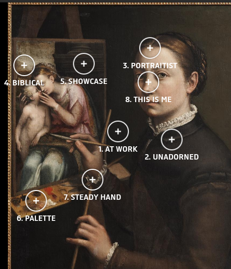 Learn about Italian painter Sofonisba Anguissola.